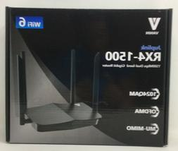 1500Mbps Dual-Band WiFi 6 Router, RX4-1500 By Juplink, Vanin