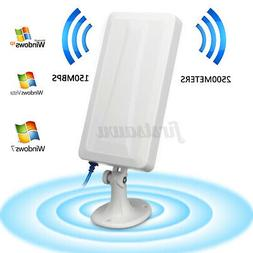 150Mbps WiFi Extender Wireless Outdoor Router Repeater WLAN