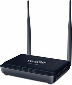 iBall 300M WRB300N MIMO wireless-N router WPS security stati