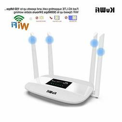 300mbps 4g cpe wireless router with sim