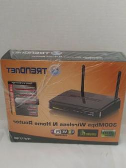 TrendNet 300Mbps Wireless N Home WiFi Router TEW-731BR Advan