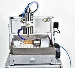 TEN-HIGH 3040 800W CNC Router Engraving Drilling Milling Mac