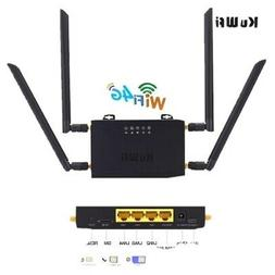 KuWFi 4G LTE  WiFi Wireless Internet Router 300Mbps Cat 4 Hi