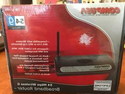 COMPUSA 54 MBPS Wireless G Broadband Router