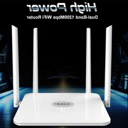 EDUP 5ghz wifi router 1200mbps Wlan WiFi Repeater Wireless 8