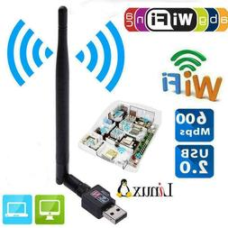 150Mbps USB Wifi Router Wireless Adapter PC Network LAN Card