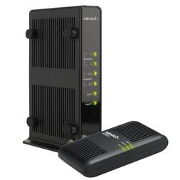 Actiontec Dual-Band Wireless Network Extender and Ethernet O