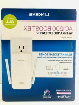 Linksys AC1200 Boost EX Dual-Band Wi-Fi Range Extender