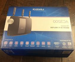 Linksys AC3200 Tri-Band Smart Wi-Fi Router with Gigabit and