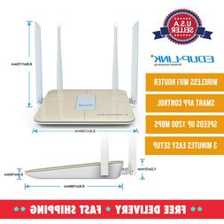 WiFi Router AC1200 Wireless Router Wi-Fi High Speed Dual Ban