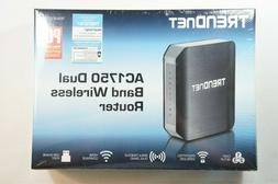 TRENDnet AC1750 Dual Band Wireless Router w/ USB 3.0 Share P