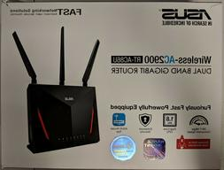 ac2900 wifi dual band gigabit wireless router