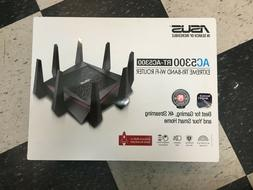 ASUS AC5300 WiFi Tri-band Gigabit Wireless Router  4x4 MU-MI