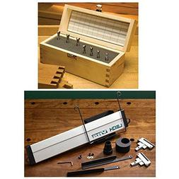 """Leigh Accessory Kit for Super 18"""" Dovetail Jig"""