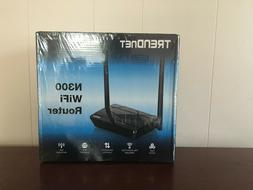 Brand New 300mbps Wirless TRENDnet N300 Wifi Router High Pow