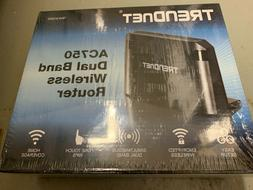 Brand New TRENDnet Wireless AC750 Dual Band Router, TEW-810D