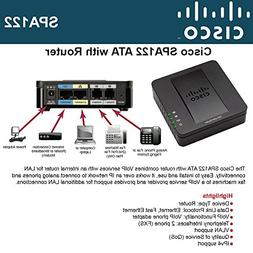 Cisco Small Business Spa122 - Router - Voip Phone Adapter