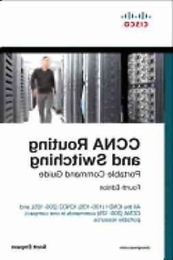 CCNA Routing and Switching Portable Command Guide (ICND1 100