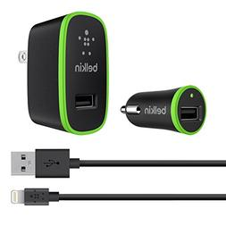 Belkin Charger for Smartphones - Retail Packaging - Black