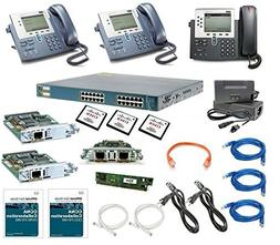 Cisco CCNA Voice Add-On Lab Kit - 210-060 Voice Certificatio
