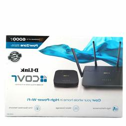 D-Link Covr AC3900 Whole Home Wi-Fi System - Coverage up to