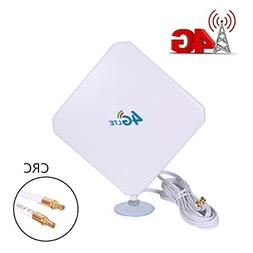 URANT CRC9 High Gain 35dBi 3G 4G LTE Antenna Dual Mimo Netwo