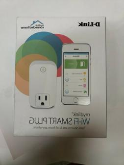D-Link  Smart Plug Wi-Fi On/Off Works with Alexa and Google