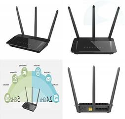 D-Link DIR-859 IEEE 802.11ac Ethernet Wireless Router - 2.40
