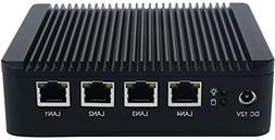 Firewall Micro Appliance With 4x Intel Gigabit Ports, Intel