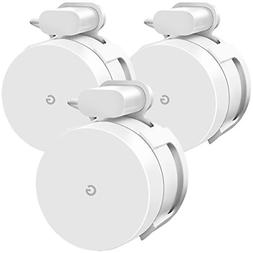 Google WiFi Wall Mount 3 Pack, WiFi Accessories for Google M
