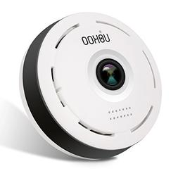 960P IP Camera, Wifi 360 Degree Indoor Security Surveillance