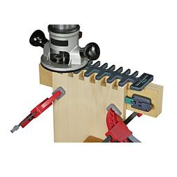 LEIGH Box Joint & Beehive Router Jig, Model B975