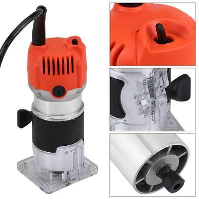1/4''inch Electric Hand Wood Router Joiner Tool 30000RPM