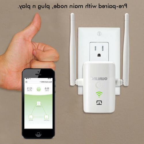 OURLINK 1200mbps Dual Band Home System Replaces WiFi