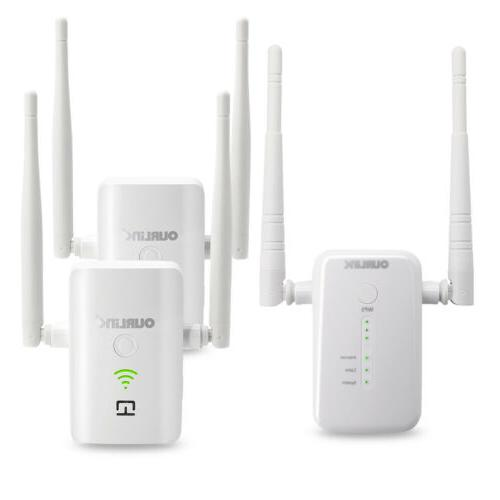 OURLINK 1200mbps Home Replaces WiFi Extenders