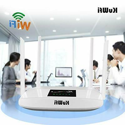KuWFi 4G CPE Wireless Router Card