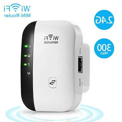 300mbps wireless wifi repeater range extender network