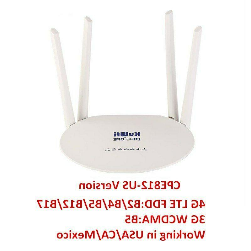 KuWfi Router CPE