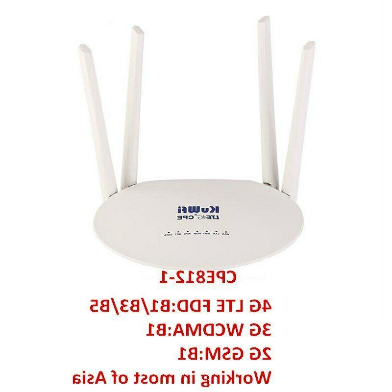 KuWfi Router CAT4 CPE Routers Router