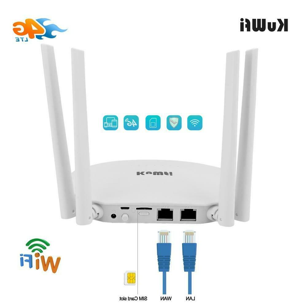 KuWfi 4G CPE CPE Router