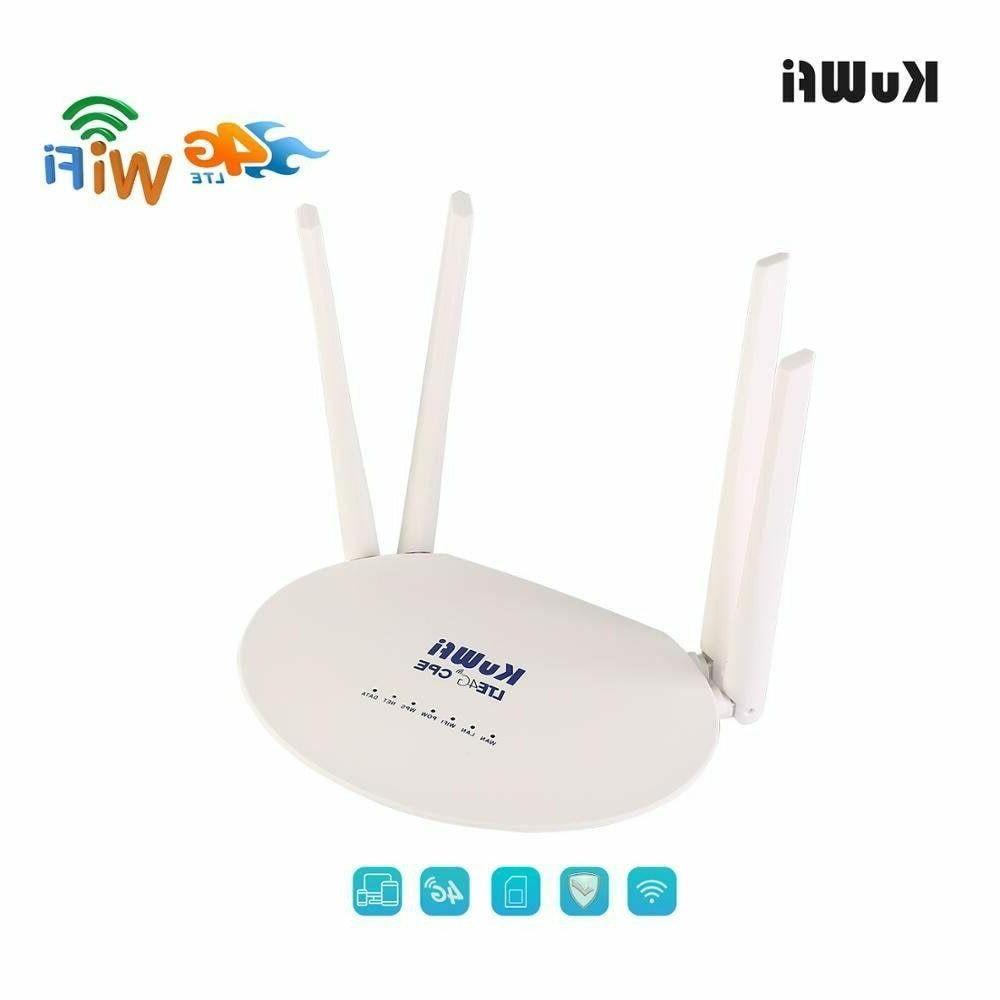4g lte cpe router 300mbps cat4 wireless