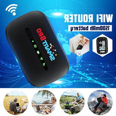 3/4G LTE 600Mbps Portable Wifi Router Mobile Broadband Hotsp