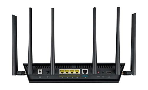 Router MU-MIMO ensure Lag-Free network security powered Trend