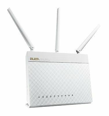 ASUS Wi-Fi Router with Data Rates up to 1900 Mbps