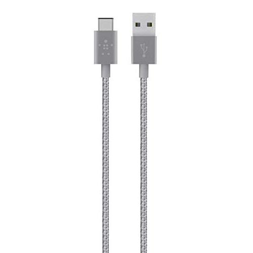Belkin 6ft MIXIT↑ USB Type-C Premium Braided Cable *Free S