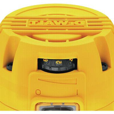 DEWALT DWP611 Variable Speed Router LED DWP611 New