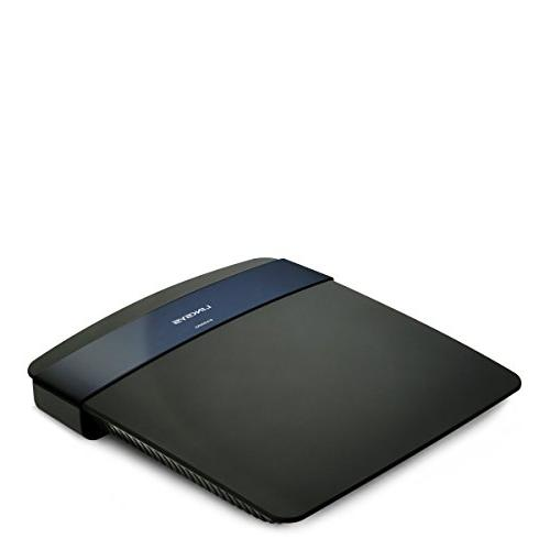 Linksys N750 Router with Gigabit and USB