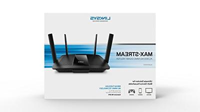 Linksys x Router USB and