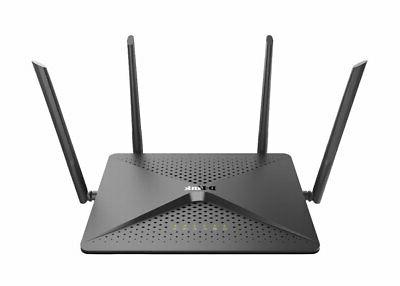 Wi-Fi Streaming and Gaming USB 4x4 Dual Band Router