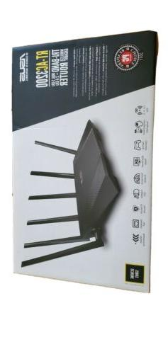 ASUS AC3200 Wireless Tri-Band Gigabit Wi-Fi Router , AiProte